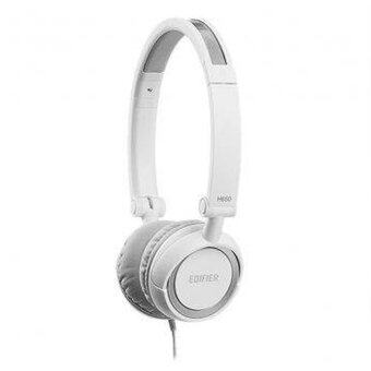 Harga Edifier H650 Hi-Fi Stereo Headphone (White)
