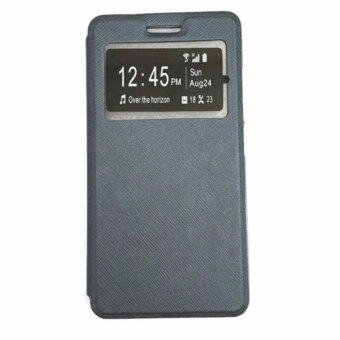 Harga Yes M631 Altitude Premium Folio Flip Cover PU Leather Case Window