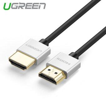 Harga UGREEN 2m High Speed HDMI Cable with Ethernet Gold Plated Zinc Alloy Case Support 4K*2K and 3D