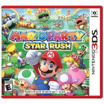 Harga Mario Party Star Rush - Nintendo 3DS