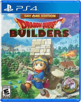Harga PS4 Dragon Quest Builders (English)