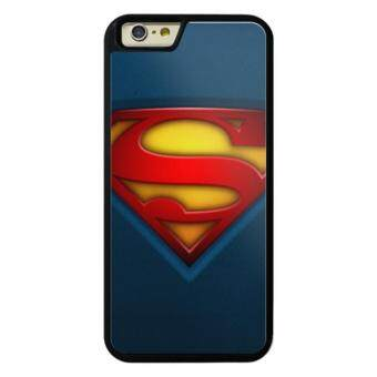 Harga Phone case for iPhone 6Plus/6sPlus Superman Logo cover for Apple iPhone 6 Plus / 6s Plus