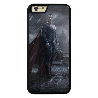 Harga Phone case for iPhone 6Plus/6sPlus Superman cover for Apple iPhone 6 Plus / 6s Plus
