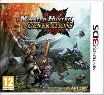 Harga 3DS Monster Hunter Generations English