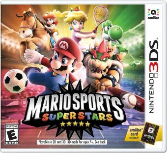 Harga 3DS MARIO SPORTS SUPERSTARS (US)