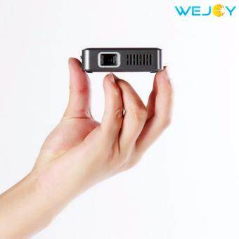 Harga Wejoy Pocket Mini Smart Projector LED DLP Full HD 1080P