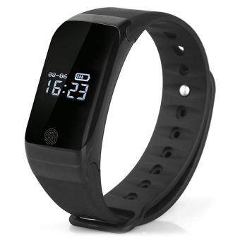 Harga X7 Wristband Heart Health Monitor Bluetooth Smart Band Pedometer Temperature Altitude Sports Bracelet Fitness Tracker Watches