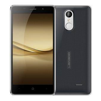 Harga LEAGOO M5 Smartphone 5.0 Inches 2G+16G 5MP+8MP Dual Cameras Metal Frame Fingerprint Grey