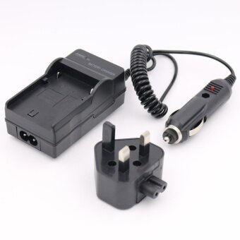 Harga DMW-BLD10 PP Battery Charger for PANASONIC Lumix DMC-G3 DMC-GX1DMC-GF2 Series AC+DC Wall+Car