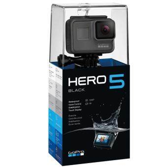 Harga GoPro HERO5 Black Edition Action Camera (Local Supplier Warranty)