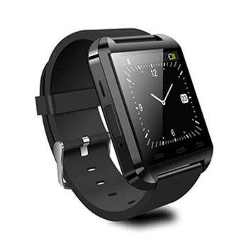 Harga Smart Wrist Watch Phone Mate Bluetooth 4.0 For Android Black