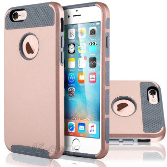 Harga Case Cover for Apple iPhone 5 5s Hard Plastic Back Cover i5 i6 i7 Mobile Phone Case(Rose Gold)