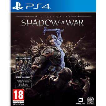 Harga (Pre-Order: ETM: 22 August 2017) Middle-earth: Shadow of War [PS4]