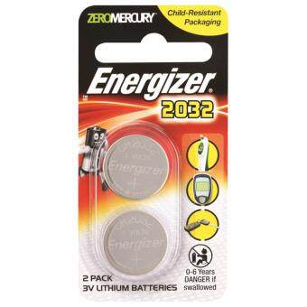 Harga Energizer 2032 3V Lithium Batteries 2pc