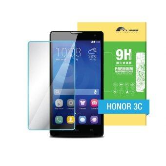 Harga NGlass Huawei Honor 3C Tempered Glass Screen Protector