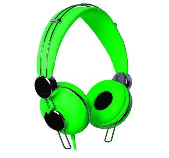 Harga Marvo HP-1015 lifestyle stereo headphone green