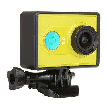 Harga Protetive Frame Housing Cover for Xiaomi Yi Action Camera