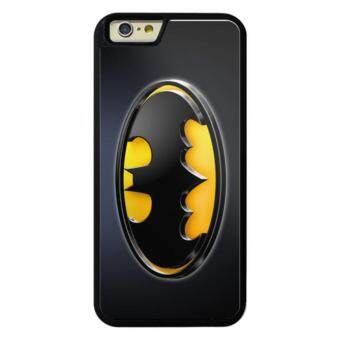 Harga Phone case for iPhone 6Plus/6sPlus Batman Logo cover for Apple iPhone 6 Plus / 6s Plus