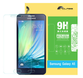 Harga Nglass 9H Tempered Glass Protector for Samsung Galaxy A5 2015