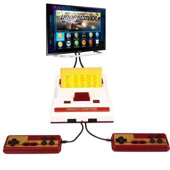 Harga Family Computer FC 30 Aniversario Famicom Game Console W/ 100 Games Game Card