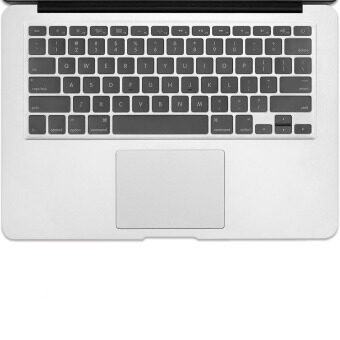 Harga Welink Fashion Silicone US Keyboard Cover Waterproof Keyboard Protector Skin For Apple Macbook Air 11 Inch (Transparent)