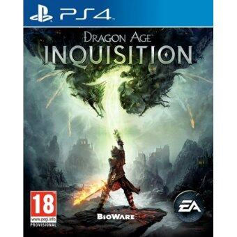 Harga PS4 Dragon Age: Inquisition Standard Edition
