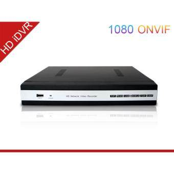 Harga H.264 16 channel 5in1AHD / DVR / TVI / CVI / IP network hard disk video recorder 1080N+1HDD + IE + CMS + P2P + APP + 3G expansion + wifi expansion