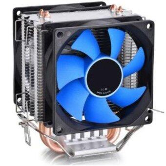 Harga DEEPCOOL Dual Fans Dual Heatpipes CPU Cooler ICE EDGE MINI FS DUAL BLADES for AM2/AM2+/AM3/AM3+/FM2/LGA775/1155/1156/1151/1150