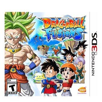 Harga 3DS Dragon Ball Fusion