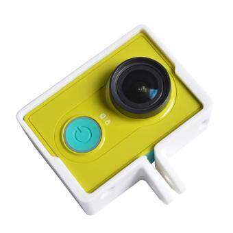 Harga MADPRO Protetive Frame Housing Cover for Xiaomi Yi Action Camera