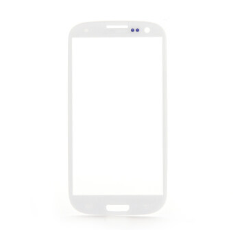 Harga Buytra Front Screen Glass Lens for Samsung Galaxy S3 i9300 (White)