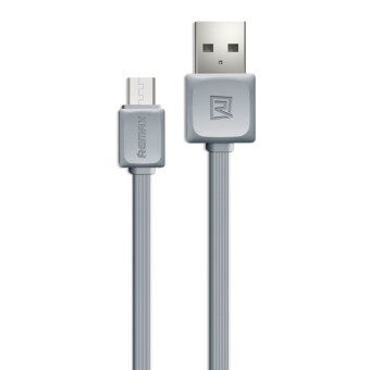 Harga Remax RC-008m Fast Series Charge & Data Micro USB Cable for Samsung/Asus/HTC/Lenovo/Sony/Oppo/XiaoMi etc.(Grey)