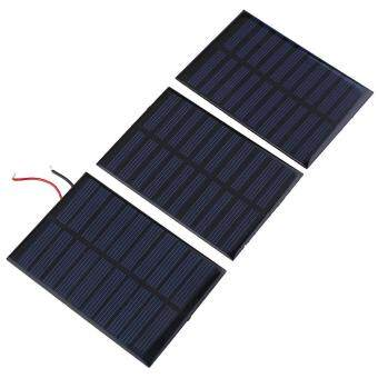 Harga 5V 160mA Mini Solar Panel Battery power charger charging Module DIY Cell car