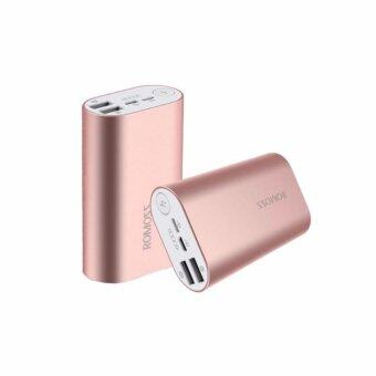 Harga ROMOSS ACE 10000MAH PORTABLE POWER BANK ROSE GOLD