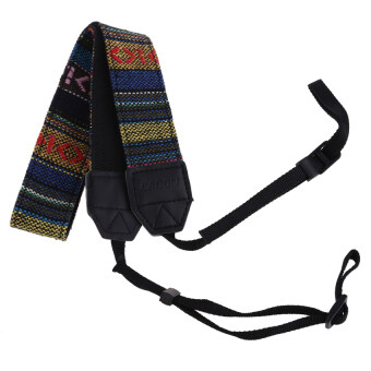 Harga Keep DSLR Shoulder Strap Vintage Pattern 02