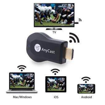 Harga AnyCast WiFi Display Receiver Miracast TV Dongle HDMI Stick DLNA Airplay 1080P