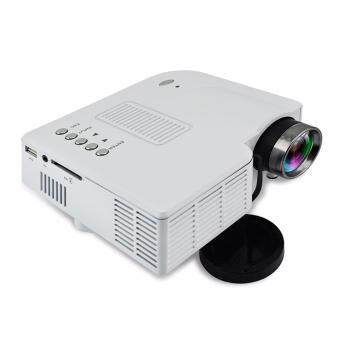 Harga LED mini projector home Android Apple computer HD projector