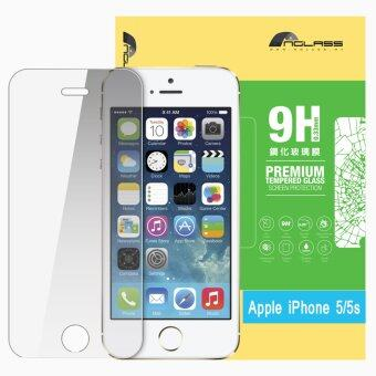 Harga iPhone 5 / 5S / 5C 9H nGlass Tempered Glass Screen Protector