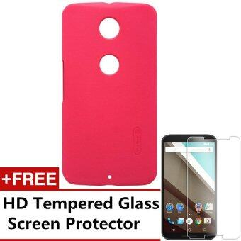 Harga Nillkin Super Frosted Shield Case for Motorola Nexus 6 (Red)