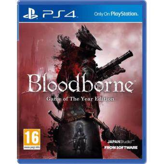 Harga Bloodborne The Old Hunters Edition [2017 New Year Special Pack] (Chinese & English Subs)[PS4]