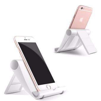 Harga LYBALL Alloy Apple iPad Stand Portable Durable Adjustable Holder 360° Angle for Tablets E-readers Samsung Galaxy / Tab HTC Google Nexus Pixel LG OnePlus HUAWEI LG Smartphones iPhone White