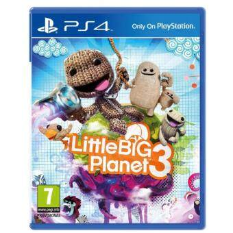 Harga PS4 Little Big Planet 3