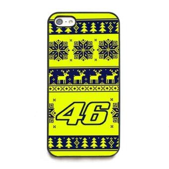 Harga phone case TPU cover Valentino Rossi VR for Apple iPhone 5 / 5s