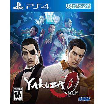 Harga PS4 Yakuza Zero (English)
