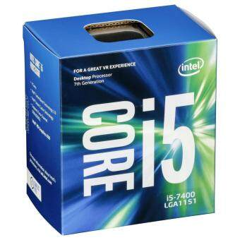 Harga New 7th Generation Kaby Lake Intel Core I5-7400 Quadcore LGA1151 CPU