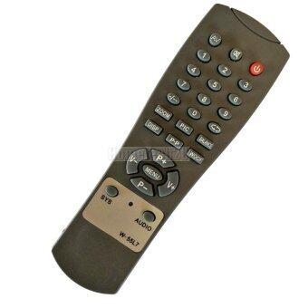 Harga CRT TV Replacement Remote Control For Homax Isonic Meck Quayle Vega