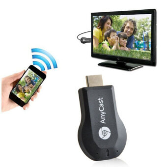 Harga AnyCAST Media Tv Stick M2 Plus Chromecast HD 1080P WiFi Display Receiver HDMI Dongle Chrome DLNA Airplay Airmirror