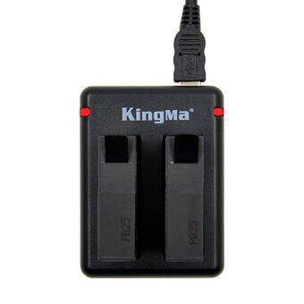 Harga Kingma Xiaoyi 4k Dual Battery Charger - Yi Action Camera 2 Portable Charger