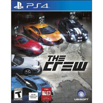 Harga PS4 The Crew (R1)