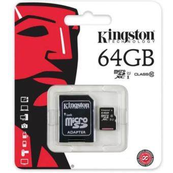 Harga 64GB Mirco SD Kingston card Class 10